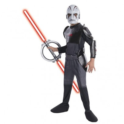 Star Wars Rebels Inquisitor Kinderkostüm