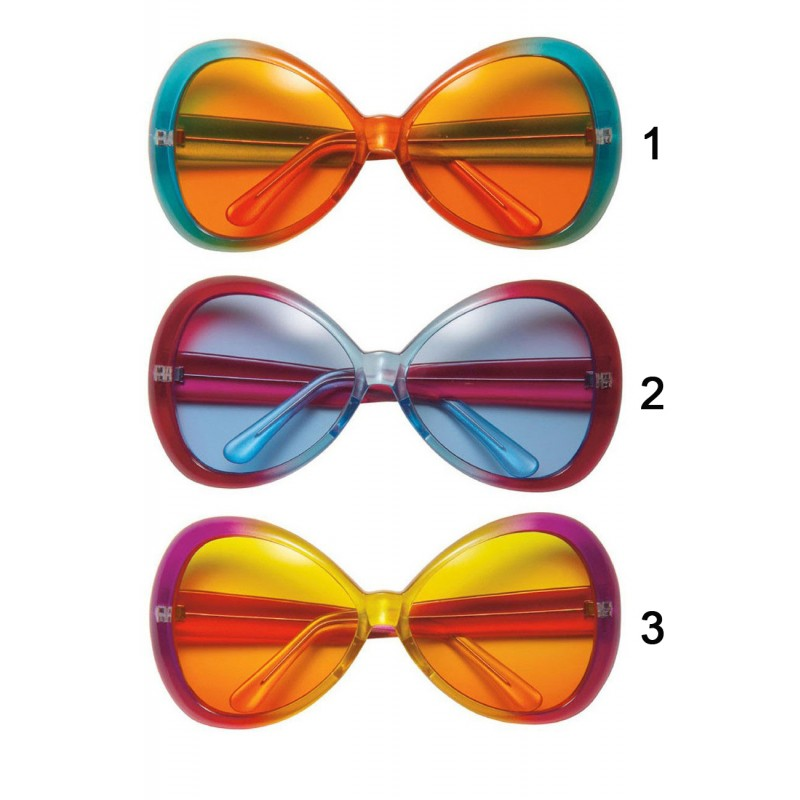 Flower Power Brille