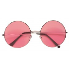 Johnny Hippie Brille pink