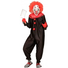 Killer Clown Overall 1