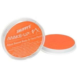 Make-Up Gesicht und Body Paint orange