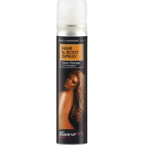 Haar- und Bodyspray UV in orange