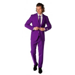 OppoSuits Purple Prince
