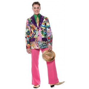 Flower Power Pimp Jacket Deluxe 1
