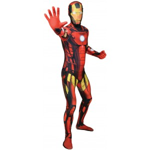 Marvel Iron Man Morphsuit Deluxe