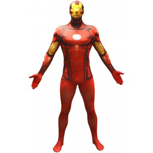 Marvel Iron Man Morphsuit Value