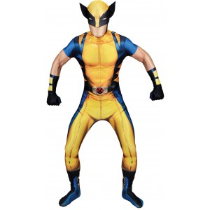 Marvel Wolverine Morphsuit Deluxe