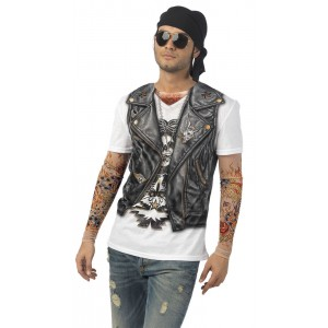 Cooler Rocker Shirt Deluxe