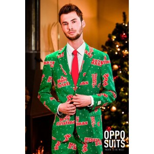 OppoSuits Happy Holidude Anzug
