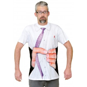 Squeeze me Office Shirt 1