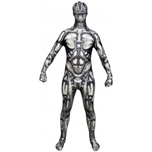 The Android Morphsuit Monster