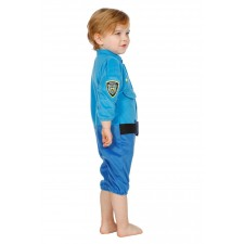 Mini Police Officer Overall
