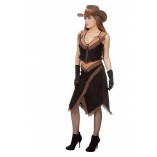 High Quality Cowgirlkostüm für Damen