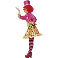 Zirkus Clown Kostüm Peppie 2