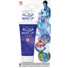 Aqua Make Up Tube blau