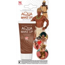 Aqua Make Up Tube braun