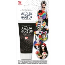 Aqua Make Up Tube schwarz