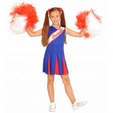 Nancy Cheerleader Kinderkostüm 2