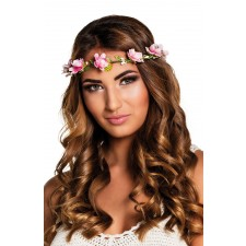 Blumen Haarband Lilly Rose