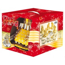 Happy New Year Party Set gold