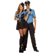 Hot Cop Police Lady Kostüm 2