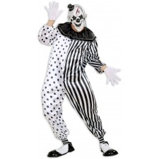 Killer Pierrot Clownskostüm 2