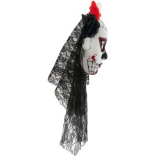 Misses Day of the Dead Maske Deluxe