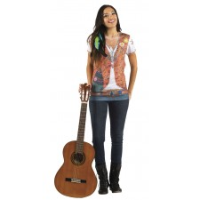 Hippie Lady Shirt Deluxe