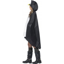 Pinguin Party Poncho Regenschutz