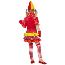 Pippa Clown Girlie Kinderkostüm 2