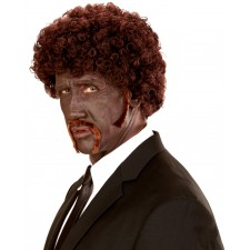 Pulp Fiction Afro Perücke 2