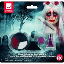 Blut Make Up Halloween Set