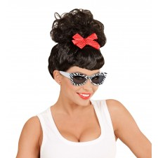 Zebra Rocks Rockabilly Brille 2