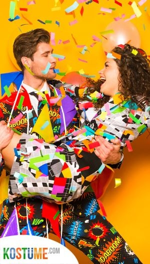 Party Time - Opposuits